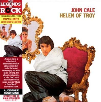 John Cale - Helen Of Troy [Collector's Edition] [Slipcase] New Cd
