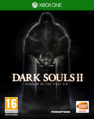 Dark Souls II: Scholar of the First Sin (Xbox One) VideoGames