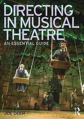Directing in Musical Theatre - Joe Deer - 9780415624909 PORTOFREI