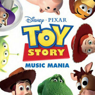 Various Artists : Toy Story Music Mania CD (2010) Expertly Refurbished Product