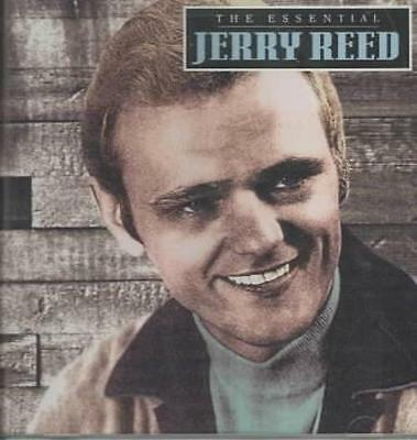 Jerry Reed - The Essential Jerry Reed Used - Very Good Cd
