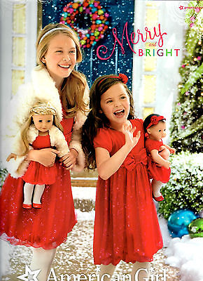 """American Girl Catalog! 2013 Limited Edition Wishes! 103 10.5X13"""" Pages! Saige"""
