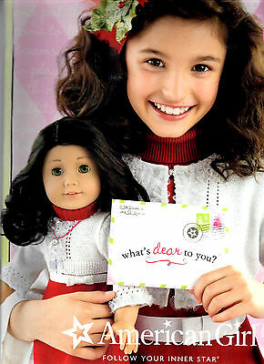 """American Girl Catalog! 2010 Limited Edition Wishes! 103 10.5X13"""" Pages! Lanie"""