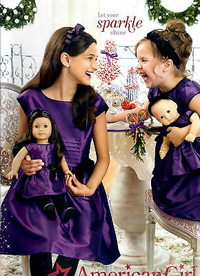 """American Girl Catalog! 2012 Limited Edition Wishes! 103 10.5X13"""" Pages! Mckenna"""