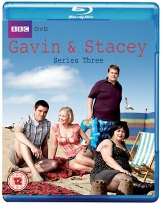 Gavin and Stacey: Series 3 Blu-Ray (2009) Joanna Page cert 12 2 discs