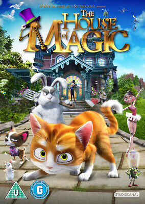 The House of Magic DVD (2014) Jeremy Degruson