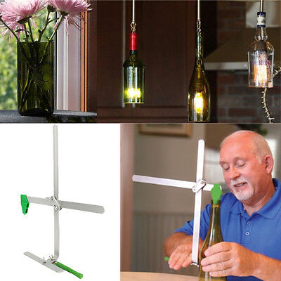 Glass Bottle Cutter Generation Green G2 Tool Stained Glass Recycles Bottles Jar