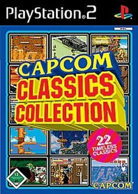 Capcom - Classic Collection (PS2) PlayStation2