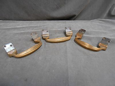 """3"" Vintage Antique Brass/Bronze Door Drawer Pull Handle Knob Hardware (A40)"