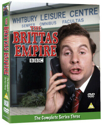 The Brittas Empire: The Complete Series 3 DVD (2004) Chris Barrie cert PG 2