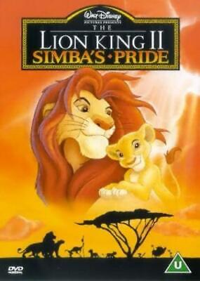 The Lion King 2 - Simba's Pride DVD (1999) Darrell Rooney
