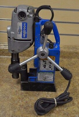 Hougen HMD904 450 RPM 8A Drill Press w/ Case Free Shipping
