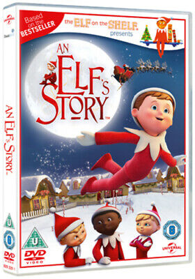 An Elf's Story DVD (2012) Chad Eikhoff cert U Expertly Refurbished Product