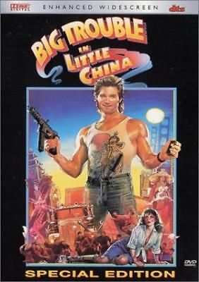 Big Trouble in Little China [DVD] [1986] DVD