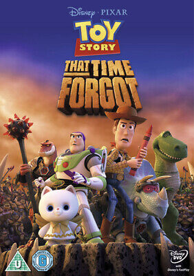 Toy Story That Time Forgot DVD (2015) Steve Purcell