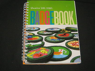 Junior Girl Scout Badgebook 2001