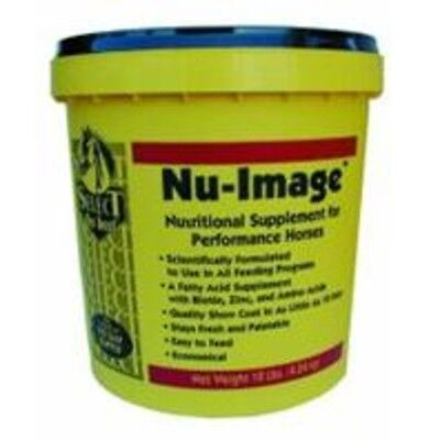 RICHDEL Nu-Image 10 Pound - 0 73523 HORSE FEED SUPPLEMENTS NEW