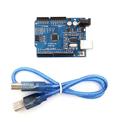 UNO R3 DIY Arduino Carte de Development CH340 ATmega328P  + Câble USB
