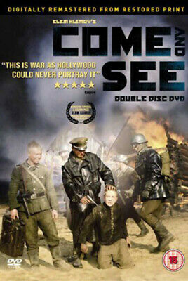 Come and See DVD (2006) Aleksey Kravchenko