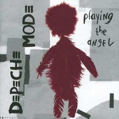 Depeche Mode : Playing the Angel CD Album with DVD 2 discs (2005) Amazing Value