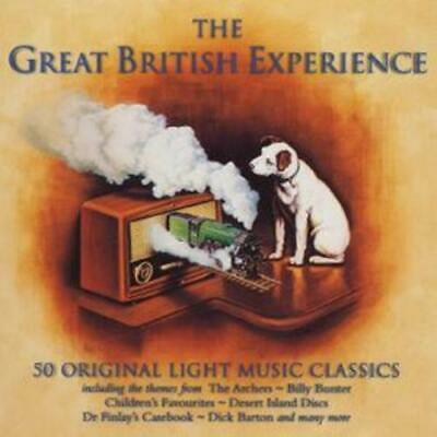 Hubert Clifford : The Great British Experience CD (1997)