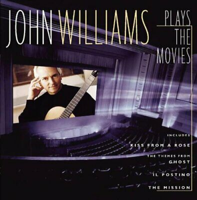 John Williams : John Williams Plays the Movies CD (2007)