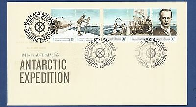 2014 AAT FDC Antarctic Expedition