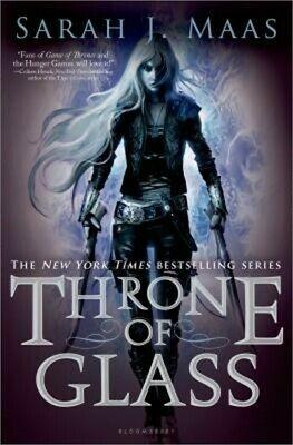 Throne of Glass: Throne of Glass 1 by Sarah J. Maas (2012, Hardcover)