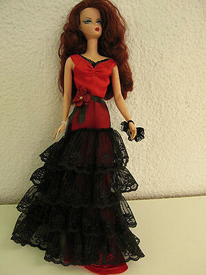 Spain Dolls Of the World Barbie Collector 2007  Mattel # L9583 No Doll