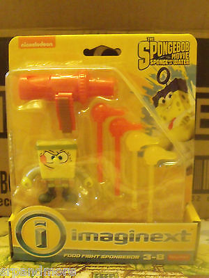 Imaginenext SpongeBob SquarePants Movie Action Figure-Spongebob-NIP