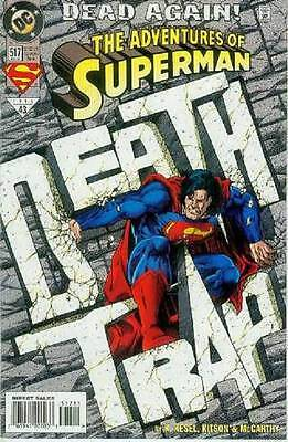 Adventures of Superman # 517 (USA, 1994)