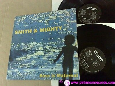 Smith & Mighty Bass Is Maternal 1995 More Rockers Uk 2Lp 5029684080110