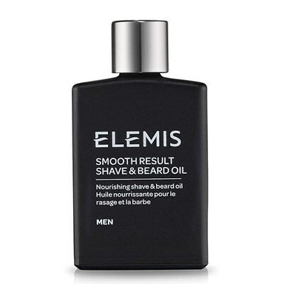 ELEMIS Smooth Result Shave & Beard Oil - Men 35ml