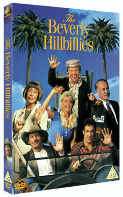 The Beverly Hillbillies DVD (2005) Jim Varney, Spheeris (DIR) cert PG
