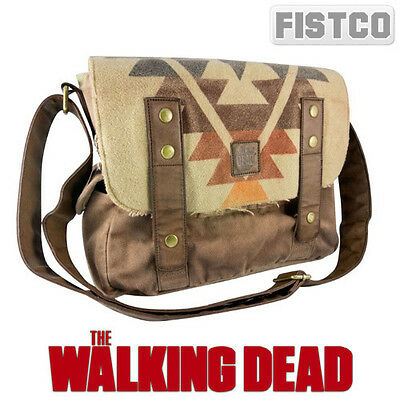 THE WALKING DEAD - Daryl`s Poncho Messenger Bag (Crowded Coop)