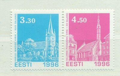 Chiese - Churches Estonia 1996