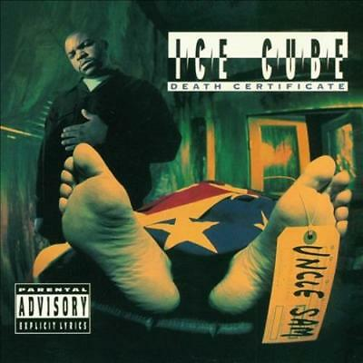 Ice Cube - Death Certificate [Pa] New Cd