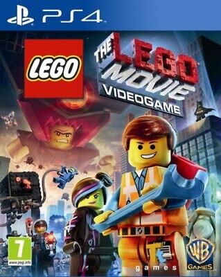 The LEGO Movie Videogame (PS4) VideoGames