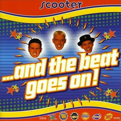 Scooter : And the Beat Goes on CD