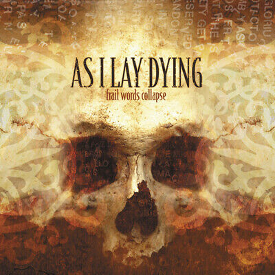 As I Lay Dying : Frail Words Collapse CD (2003)