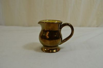 Copper Luster Ware Pitchers Creigiau Wales 1092-6-9
