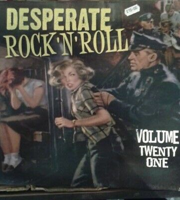 Desperate Rock n Roll Vol. 21. Rockabilly, RnB,  Vic gallon