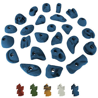 25 Climbing Holds Sizes M and S in Hold-Set Nice