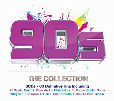 Various Artists : 90's - The Collection CD (2012)