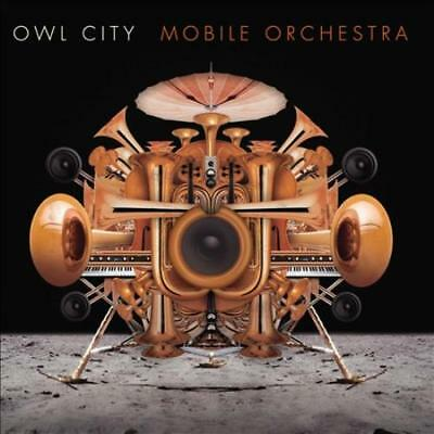 Owl City - Mobile Orchestra * New Cd