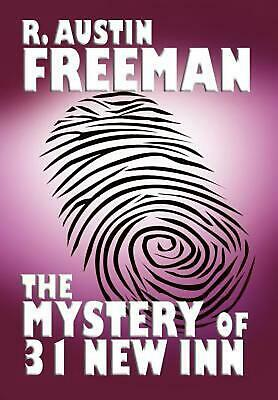 The Mystery of 31 New Inn by R. Austin Freeman (English) Hardcover Book Free Shi
