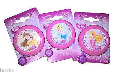 Disney Princess Kids Children Bicycle Bike Safety Bell Pink Holland Made