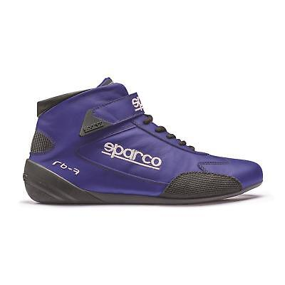Sparco Cross RB-7 Racing Shoes, Black, Size 13