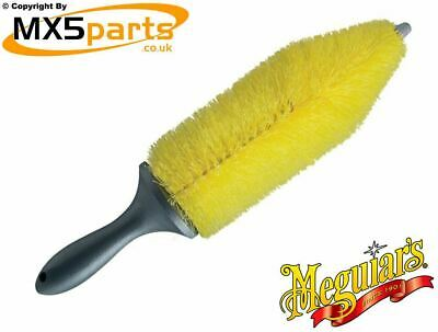Meguiars Ultra Safe Alloy Wheel & Spoked Wheel Cleaning Brush