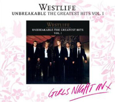Westlife : Unbreakable: The Greatest Hits Vol. 1 CD (2011)